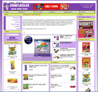 Candyjester Webshop